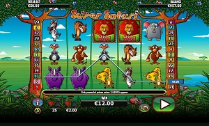 Spiele Super Safari - Video Slots Online